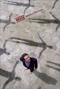 Cover Muse - Absolution Tour [DVD]